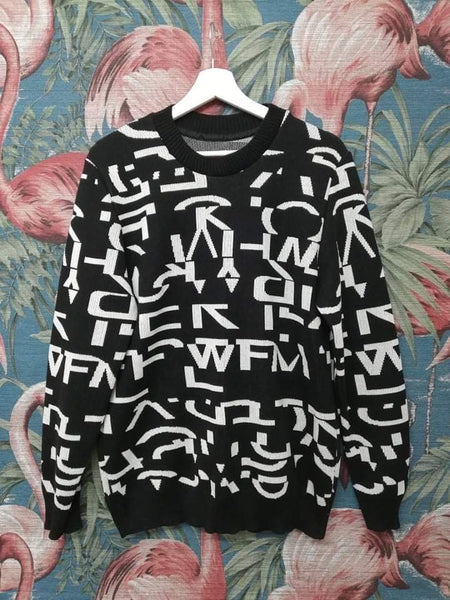 Type Man Sweater
