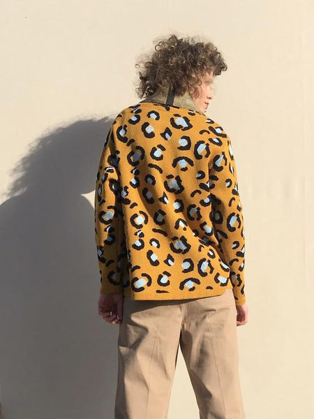 Ocelot Short Coat