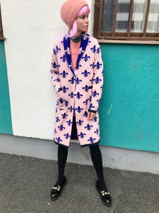 Royal Lily Coat