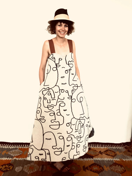Faces Dress