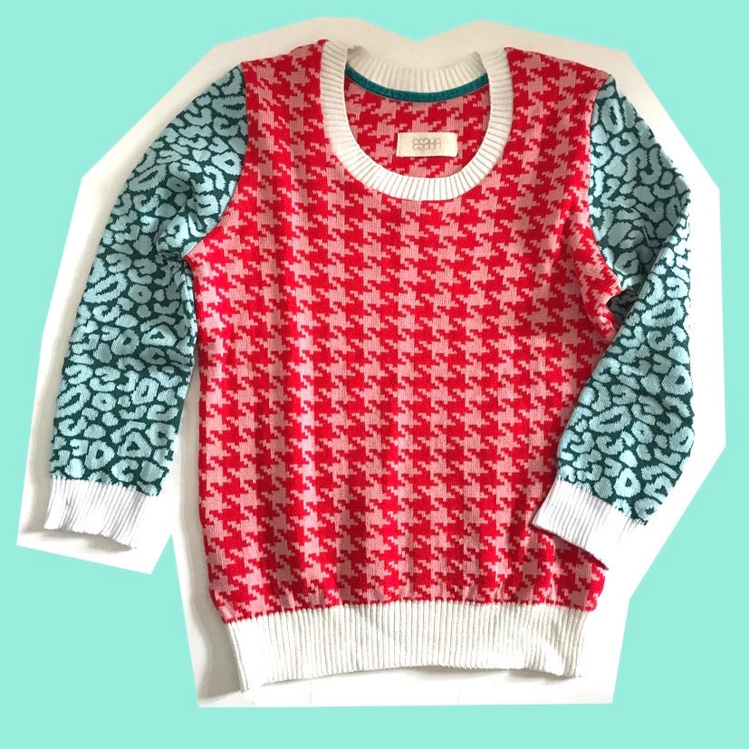 PatchworkNo5. Sweater