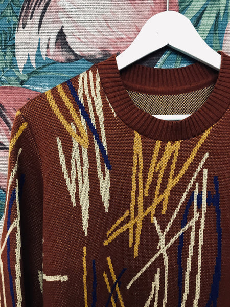 Pencil Man Sweater