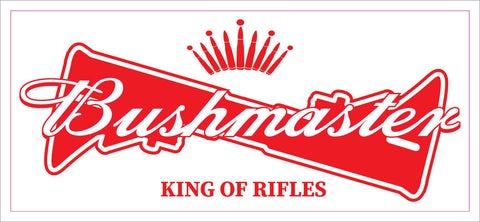 Bushmaster King of Rifles