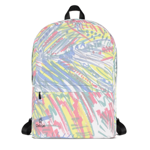 Osbie's Rainbow Backpack