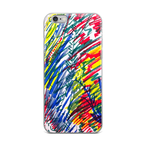 Osbie's Rainbow iPhone Case