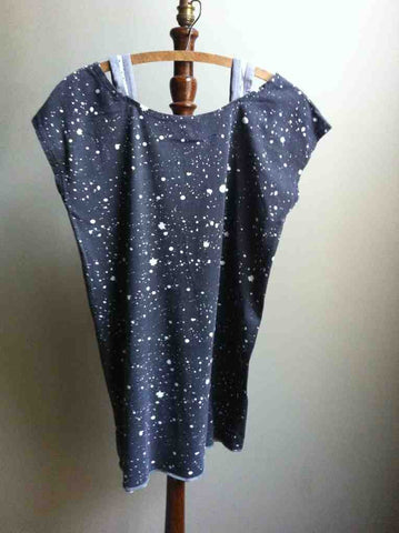 Star System Mini Dress / Long tops