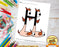 The Letter H | 52 Learn Your ABC's With Silly Monsters | Alphabet A To Z  by DogAndMouseCompany.com