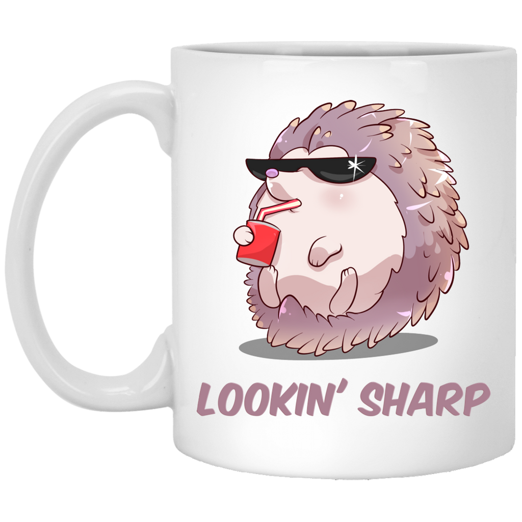 Lookin Sharp Mug