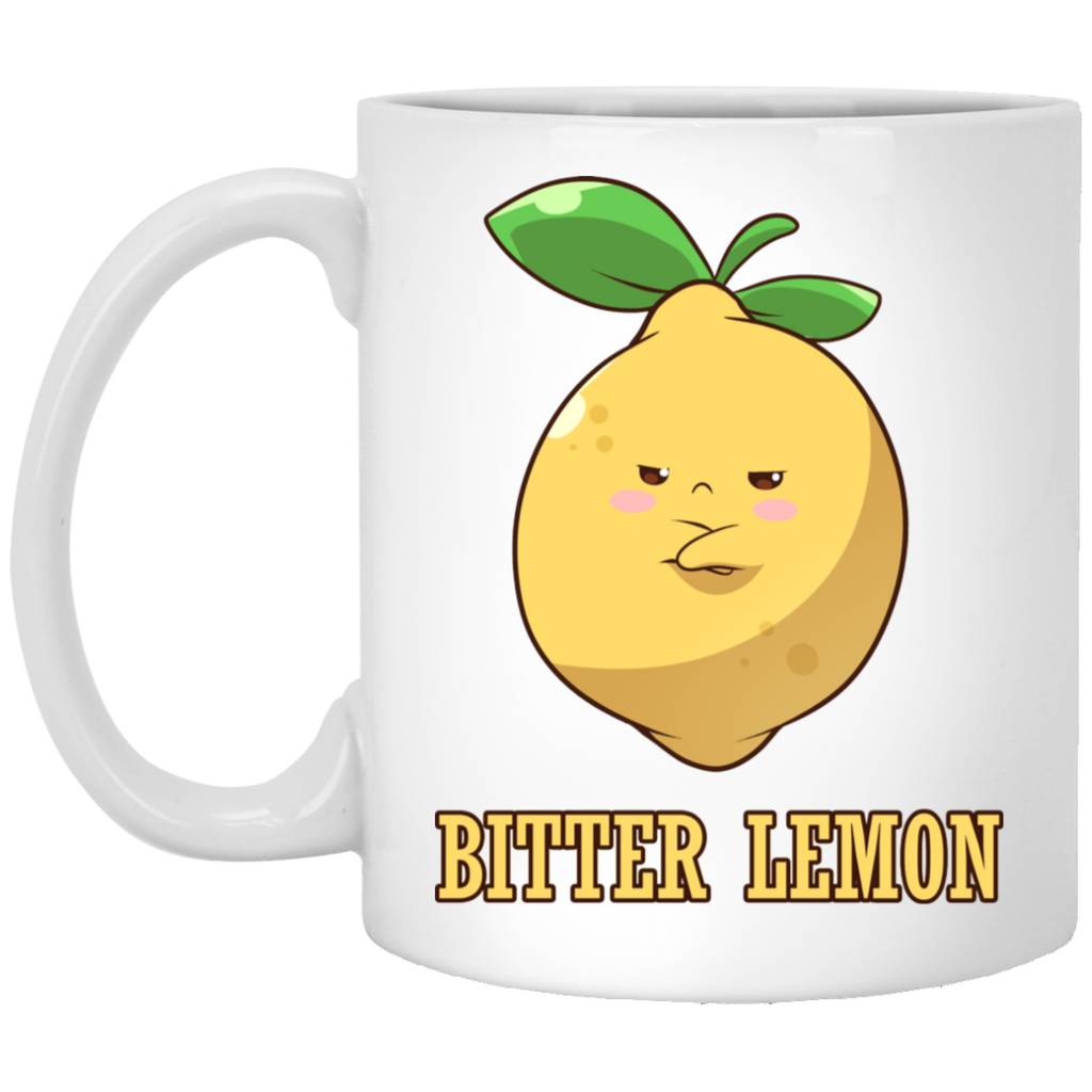 Bitter Lemon Mug