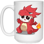 Dragon Cosplay Mug