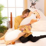 Long Cat Pillow