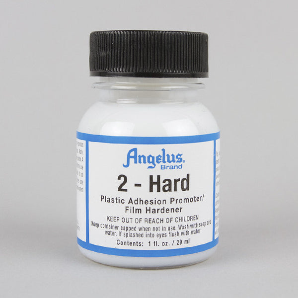 Angelus Leather Paint & Dyes - 2-Hard 1oz - Street Lab UK