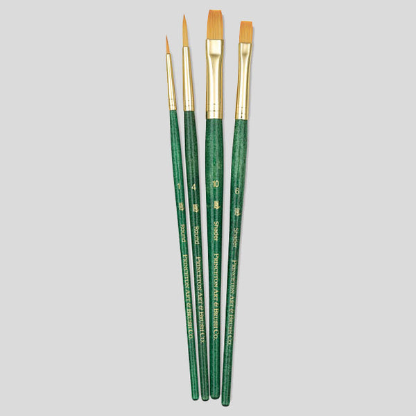Princeton 4 Paint Brush Set (9116) - Street Lab UK