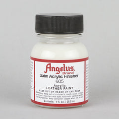 Angelus Leather Paint & Dyes - Satin Finisher 1oz - Street Lab UK