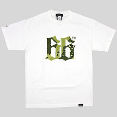 Bloodbath 66th Desert Issue T-Shirt - White - Street Lab UK - 1