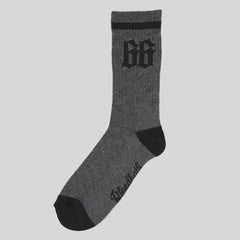Bloodbath 66th Socks - Charcoal - Street Lab UK - 1
