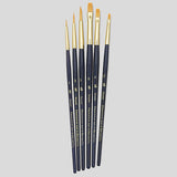 Princeton 6 Paint Brush Set (9137) - Street Lab UK