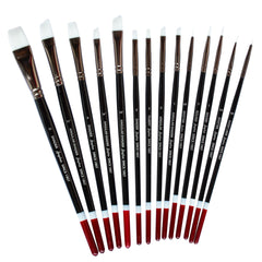 Angelus Complete 14 Paint Brush Set