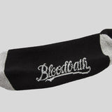 Bloodbath Keys Crew Socks - Black - Street Lab UK - 3