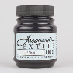 Jacquard Textile 2.25oz - Black - Street Lab UK
