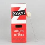 Zoes Suede Dye 74ml (2.5oz) - Dark Grey - Street Lab UK