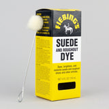 Fiebing's Suede & Roughout Dye 118ml (4oz) - Red - Street Lab UK