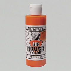Jacquard Airbrush 4oz - Bright Orange - Street Lab UK