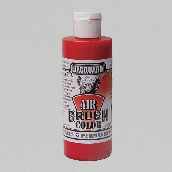 Jacquard Airbrush 4oz - Bright Red - Street Lab UK