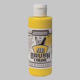 Jacquard Airbrush 4oz - Bright Yellow - Street Lab UK