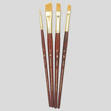 Princeton 4 Paint Brush Set (9123) - Street Lab UK