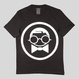 Chivalrous Culture Mr Chiv T-Shirt - Black - Street Lab UK - 1