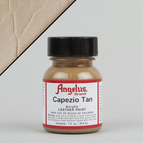 Angelus Leather Paint 1oz - Capezio Tan - Street Lab UK