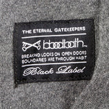 Bloodbath Cardinal Cardigan - Charcoal - Street Lab UK - 2