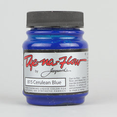 Jacquard Dye Na Flow 2.25oz - Cerulean Blue - Street Lab UK