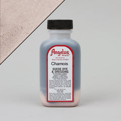 Angelus Leather Paint & Dyes - Chamois Suede Dye 3oz - Street Lab UK