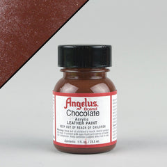 Angelus Leather Paint 1oz - Chocolate - Street Lab UK