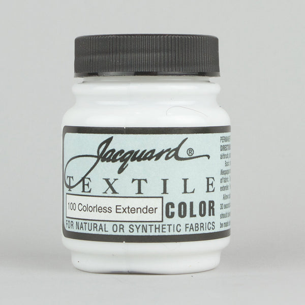 Jacquard Textile 2.25oz - Colorless Extender - Street Lab UK