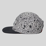 Entree Concrete 5 Panel Cap - Grey - Street Lab UK - 3