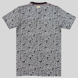 Entree Concrete T-Shirt - Grey - Street Lab UK - 4