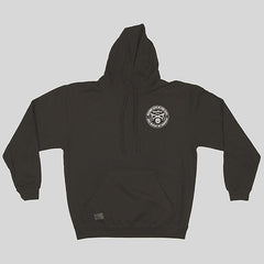 Bloodbath Cursivo Hoody - Black - Street Lab UK - 1