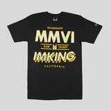 IMKING Cinema T-Shirt - Black - Street Lab UK - 1