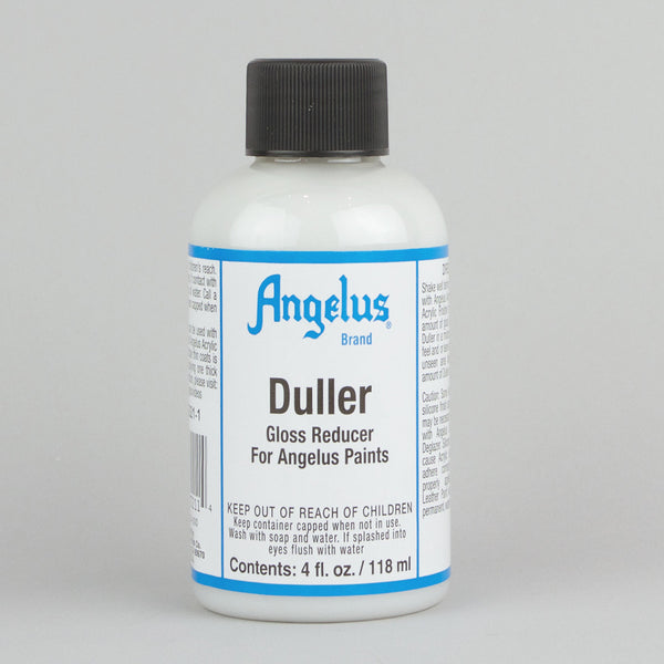 Angelus Leather Paint & Dyes - Duller 4oz - Street Lab UK