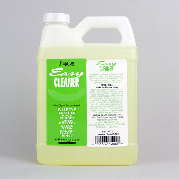Angelus Easy Cleaner Quart (32oz) - Street Lab UK