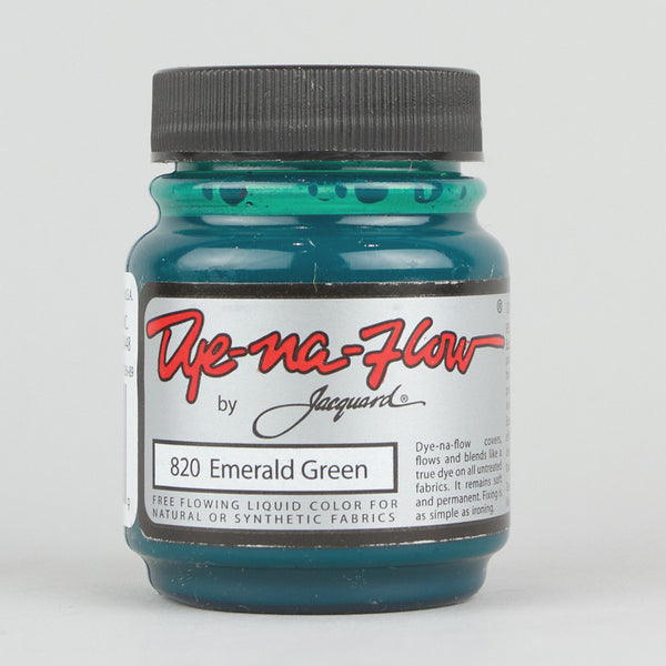 Jacquard Dye Na Flow 2.25oz - Emerald Green - Street Lab UK