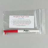 Angelus Dye Liner Pen Refillable Applicator - Fine Tip - Street Lab UK - 3