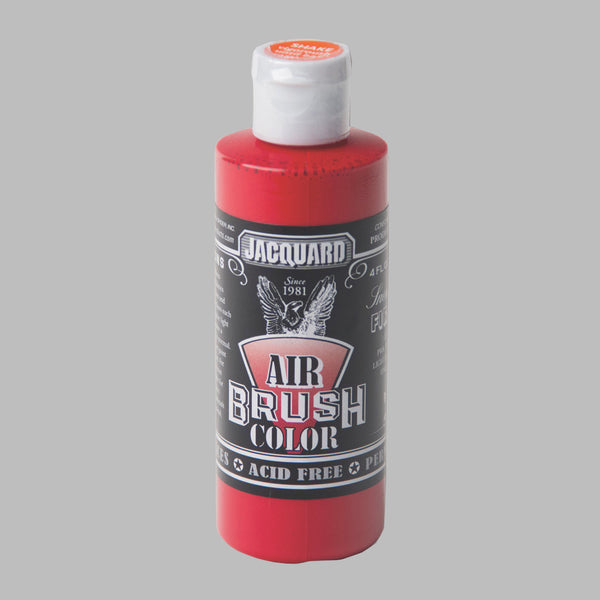 Jacquard Airbrush Sneaker Series 4oz - Fire Red