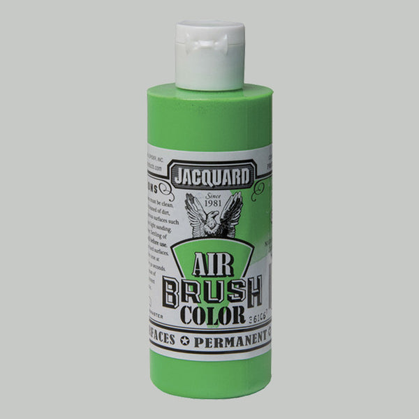 Jacquard Airbrush 4oz - Fluorescent Green - Street Lab UK