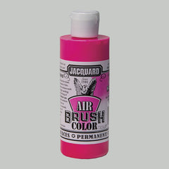 Jacquard Airbrush 4oz - Fluorescent Hot Pink - Street Lab UK