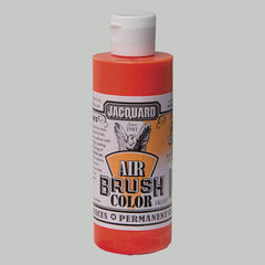 Jacquard Airbrush 4oz - Fluorescent Orange - Street Lab UK