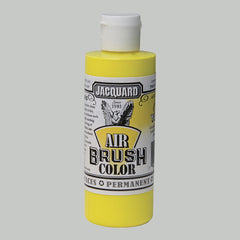 Jacquard Airbrush 4oz - Fluorescent Yellow - Street Lab UK